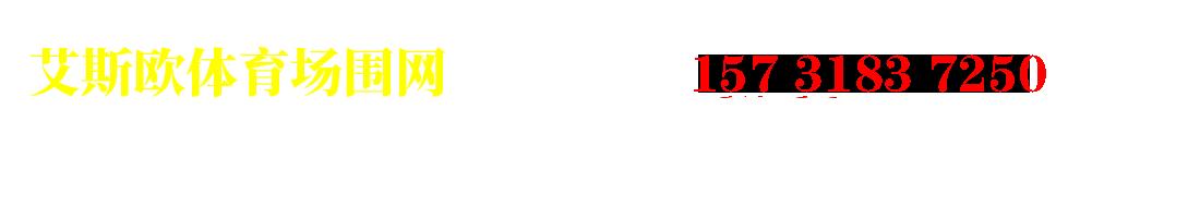 体育场围网 安平县艾斯欧金属丝网制品有限公司